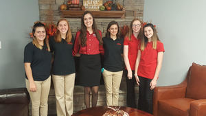 Lockwood FCCLA at Fall Leadership Workshop