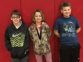 Students Compete in Elks Hoop Shoot