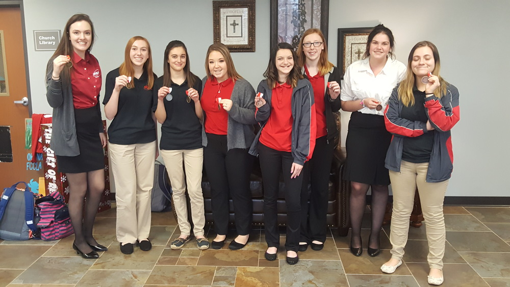 FCCLA Advances to State