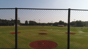 Tiger Baseball Field Gets Updated