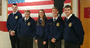 Area 9 FFA Contests