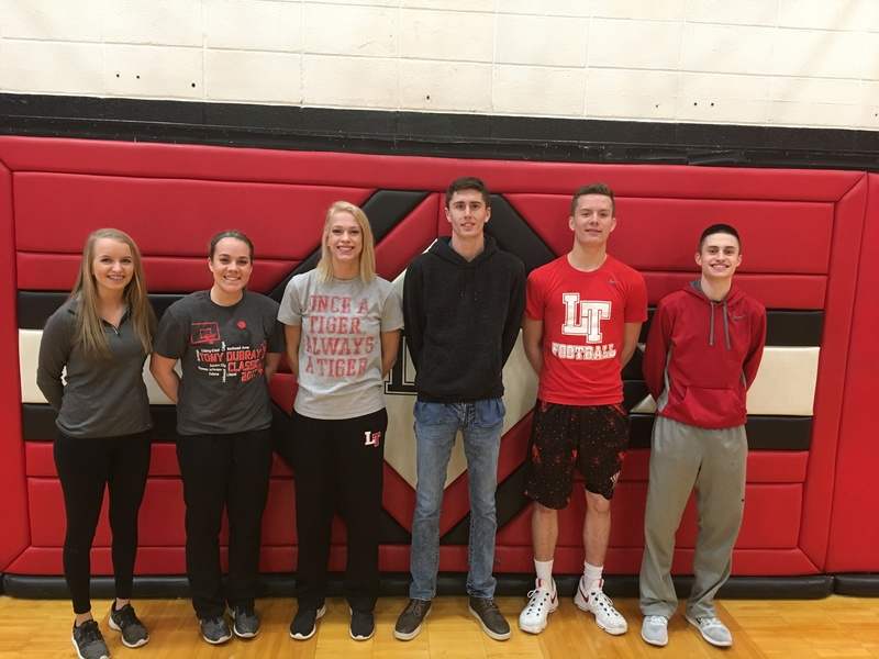 LHS Basketball Post Season Honors